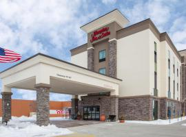 Hampton Inn & Suites By Hilton, Southwest Sioux Falls, hotel v destinaci Sioux Falls
