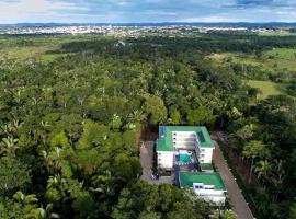 Hotel Green Park, hotel in Ji-Paraná