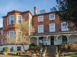 Brandshatch Place & Spa, hotel near intu Lakeside Shopping Centre, Ash
