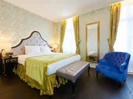 Stanhope Hotel by Thon Hotels, hotel in European District, Brussels