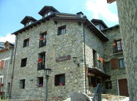 Hotel Areulo, hotel near Llanos del Hospital - Nordic Ski Resort, Cerler