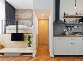 Cosy Design Apartment II, apartmán v Brne