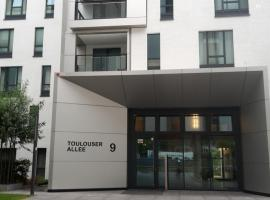 Toulouser Apartment, appartement in Düsseldorf