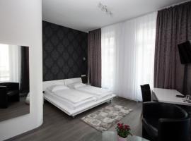 Hotel Luisenhof, hotel in Wiesbaden