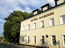 Hotel Maroon, hotel in Zagreb