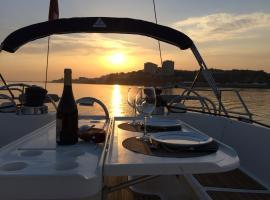 Douro Sailing, boat in Vila Nova de Gaia