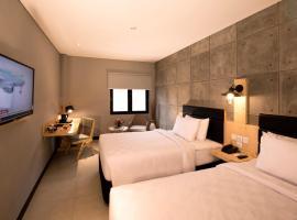 Ayaartta Hotel Malioboro, hotel with parking in Yogyakarta