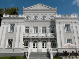 Hotel Willa Hueta, отель в Кельце