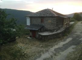 A Palleira, hotel cerca de Cañón de Sil, Castro Caldelas