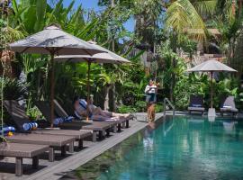 Grand Sehati & Spa, Ubud, hotel near Yoga Barn Studio, Ubud