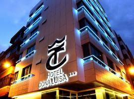 TC Hotel Doña Luisa, hotel v mestu Las Palmas de Gran Canaria