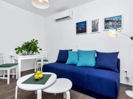 Apartments Franzeta, hotel near Makarska Main Bus Station, Makarska
