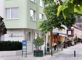 Hotel Babenbergerhof, Hotel in Mödling