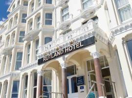 The Rutland Hotel, hotel near TT Grandstand, Douglas