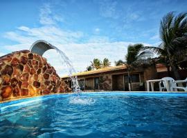 Mar à vista, guest house in Canoa Quebrada
