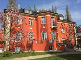 Villa am Park Apartment, hotel near Panometer Dresden, Dresden