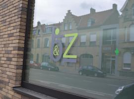 Bed & Zorg Ypres, accessible hotel in Ieper