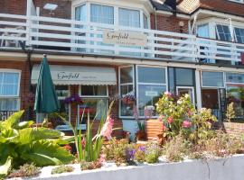 The Garfield Guest House, hotel near Shinewater Park, Eastbourne