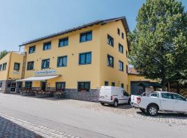 Gasthof Metzgerei Linsmeier, Hotel in Iggensbach