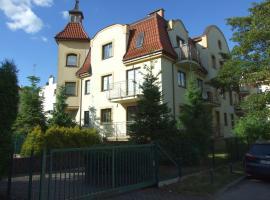 Apartament Nadmorski, self catering accommodation in Sopot