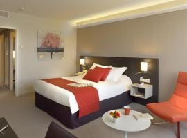 Best Western Plus Metz Technopole, hotel in Metz
