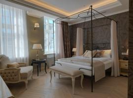 Relais Le Chevalier, отель в Риге