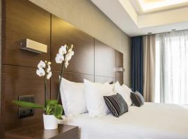Anatolia Hotel, hotel em Tessalônica