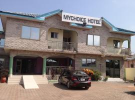 My Choice Hotel, hotel in Tema
