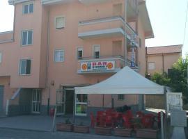 Hotel Santa Caterina, hôtel à Gizzeria près de: Aéroport international de Lamezia Terme - SUF