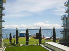 The Sidney Pier Hotel & Spa, hotel near Glen Meadows Golf & Country Club, Sidney