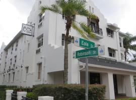 The Eo Inn - Downtown, hotel near Dubsdread Golf Course, Orlando