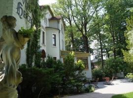 Hotel Villa Herzog, Hotel in der Nähe von: Dreikönigskirche, Dresden