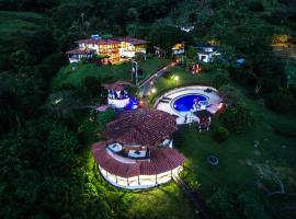 Hotel Spa La Colina, hotel de 5 estrellas en Pereira
