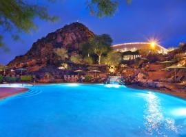 Phoenix Marriott Resort Tempe at The Buttes, hotel near Phoenix Sky Harbor International Airport - PHX,