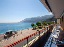 Angelina Apartments Amalfi Coast, beach hotel in Maiori