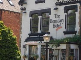 The Boundary Hotel - B&B, hotel in Leeds
