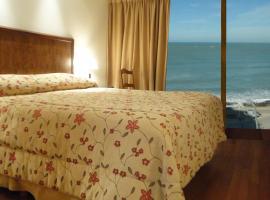 Hotel Amsterdam, hotel en Mar del Plata