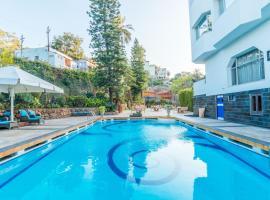 Hotel Hillock, hotel in Mount Ābu