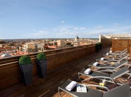 Hotel Cortezo, hotel in Madrid