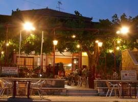 Porto Sabatiki, ξενοδοχείο στη Σαμπατική