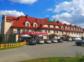 Hotel Jurajski – hotel w mieście Modlnica