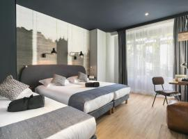 Hotel So'Co by Happyculture, hotel em Nice