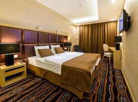 Aquaticum Debrecen Termal & Wellness Hotel, отель в Дебрецене