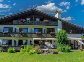 Hotel Garni Zugspitz, guest house in Farchant