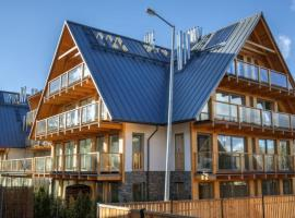 ApartamentWeekend, hotel with jacuzzis in Zakopane