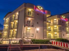 Hotel Vienna, hotel poblíž významného místa Madonna dell'Angelo Sanctuary, Caorle