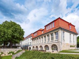 Weinberghotel Edelacker, Hotel in Freyburg (Unstrut)