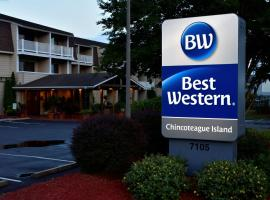 Best Western Chincoteague Island, hotel in Chincoteague