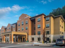 Best Western Plus Franciscan Square Inn & Suites Steubenville, hotel v destinaci Steubenville