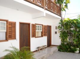 Pousada Dona Odilia, beach hotel in Paraty